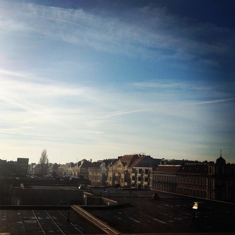 Berlin, just after sunrise (TT)