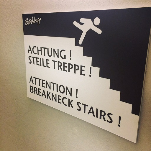 Frankfurt steps (RH)