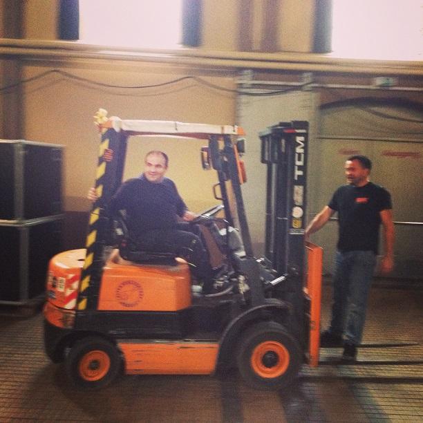 Forklift dudes - Dresden (TT)
