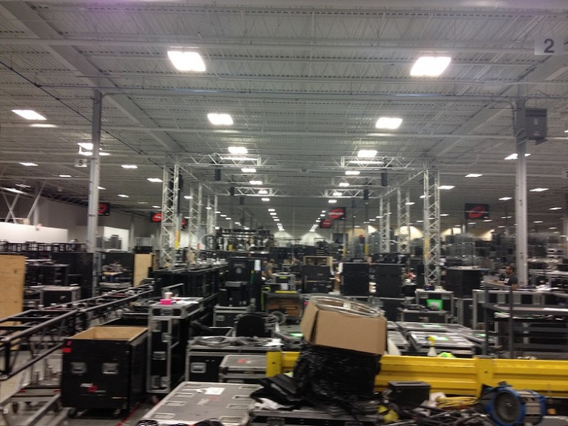 This is what equipment hire places look like in America (TT)