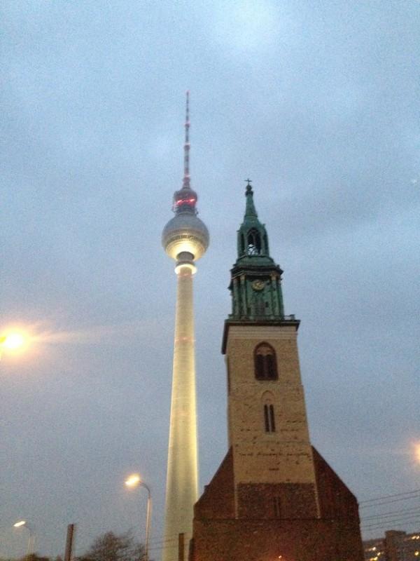 Berlin, just before sunset (CN)