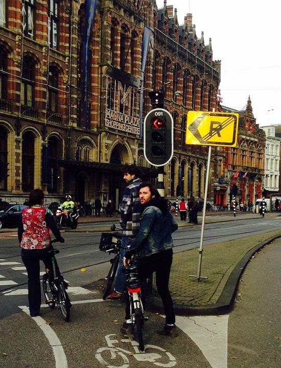 Bike ride (Siân Monaghan)