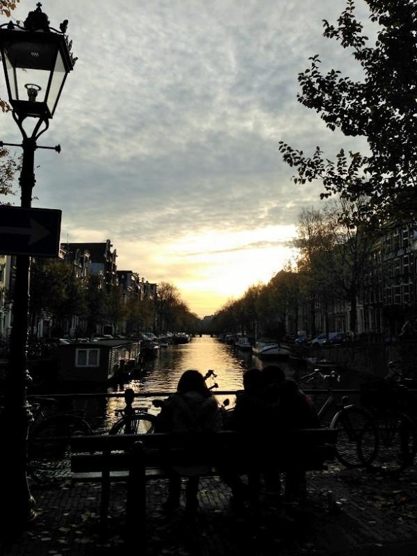 Amsterdam sunset (CN)