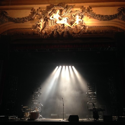 Le Trianon, Paris (CN)