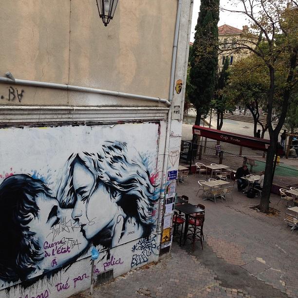 Marseille kiss (CN)