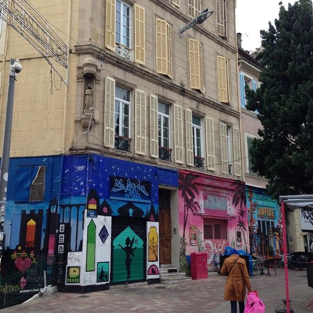 Cours Julien, Marseille (CN)