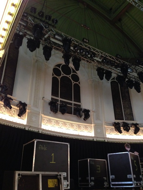 Light boxes, Paradiso (CN)